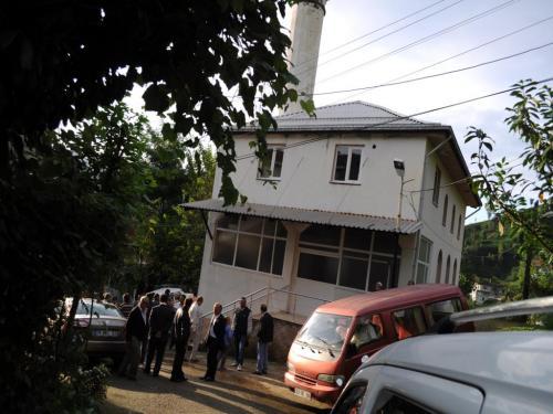 2010 Aktaş Köyü Camii de Bayramlaşma
