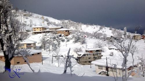 2020-Rize-Aktas-Köyü-Kış-4