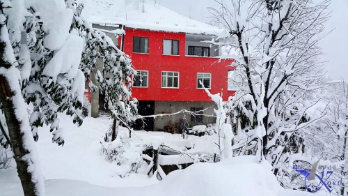 2020-Rize-Aktas-Köyü-Kış-8