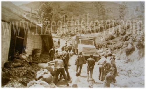 Aktaş Köyü Nostalji